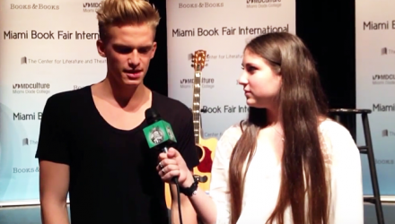 The Scoop - Behind the Scenes with Cody Simpson