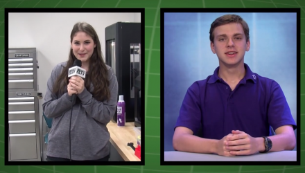 Pine Crest Upper School Broadcasting Students Air Inaugural PCTV Live! Show
