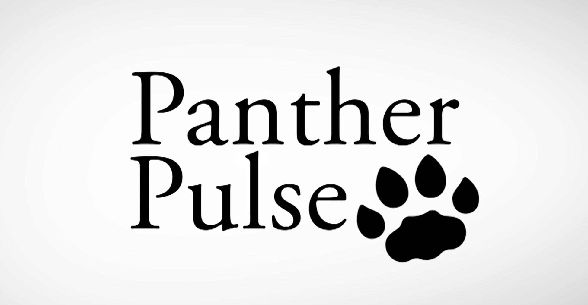Panther Pulse Logo