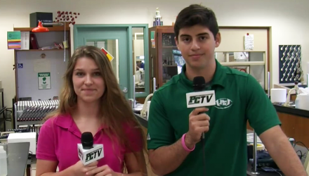 PCTV Live: Science Department