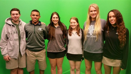 Six Upper School PCTV Students Inducted into STN Honor Society
