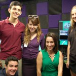 CBS News Anchor, PC Alumna Lauren Pastrana, Visits PCTV