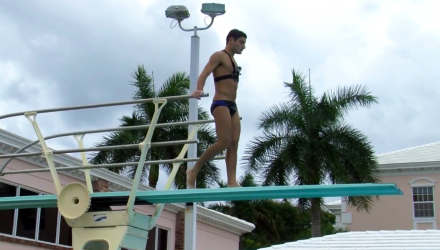 Athlete Spot Feature: Austin Fields (Diving)