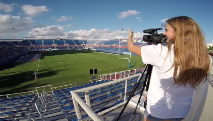 Behind the Scenes: 2014 SFC Football Championship Game