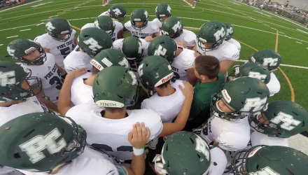 Pine Crest School Football Team GoPro Hype
