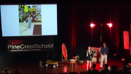 TEDxPineCrestSchool - Inquiring Minds 2/27/15