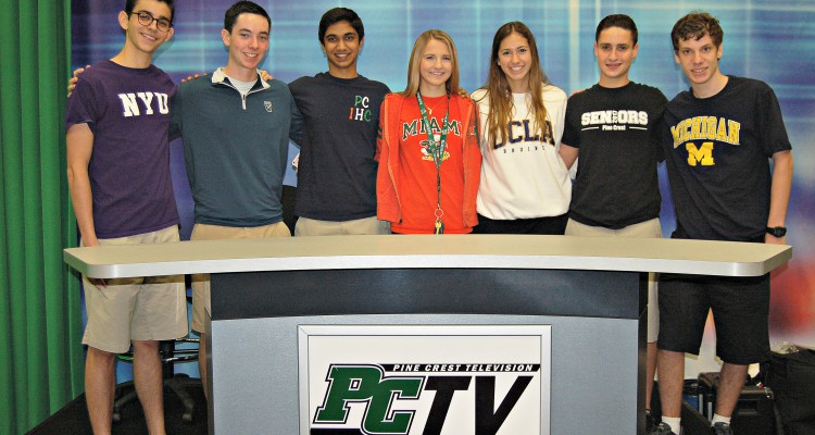Seven PCTV Students Inducted into STN Honor Society