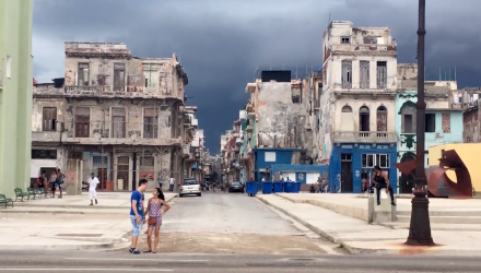 """Cuba. The Story of My Father"" by Isabella Faife"