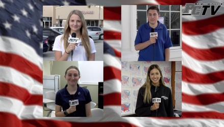 PCTV Students Earn Regional Broadcast Excellence Award