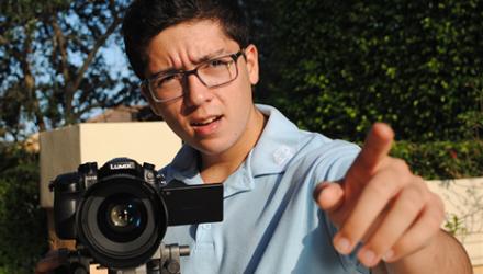 Pine Crest Student Filmmaker Wins Scholastic Art Award