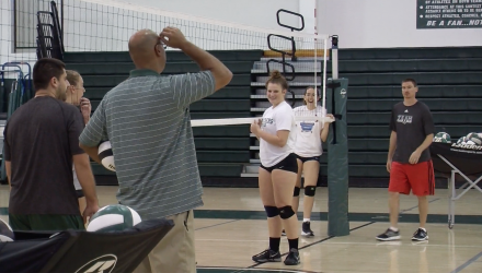 Athlete Spot Feature: Kylie Bruder (Volleyball)