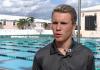 Athlete Spot Feature: Elvis Kotikovski (Swimming)