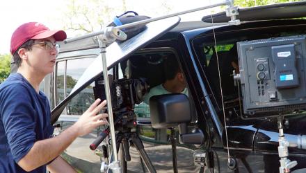 Alex Edep '17 - Student Filmmaker
