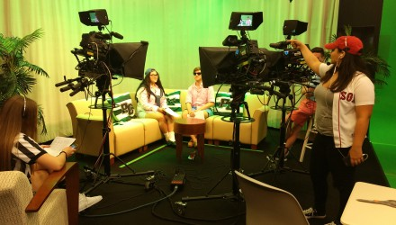 Pine Crest Broadcasting Students Receive Silver Medal
