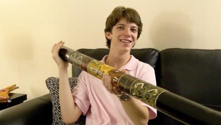 Drew Morris '19 - Student Multi-Instrumentalist