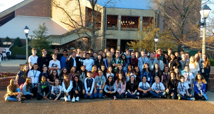 PCTV Students Attend STN National Convention In Nashville