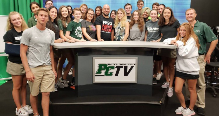 PCTV Partners with PBS NewsHour Student Reporting Labs