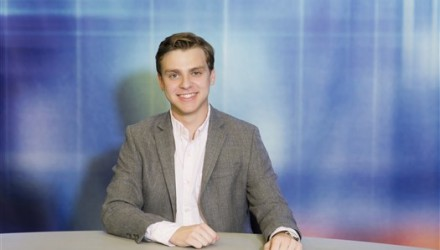 PCTV Student Earns Regional Media Award