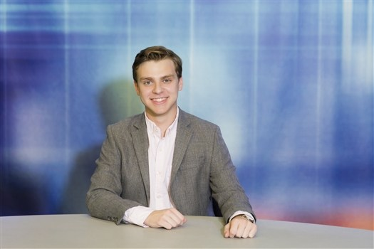 PCTV Student Earns Regional Media Award