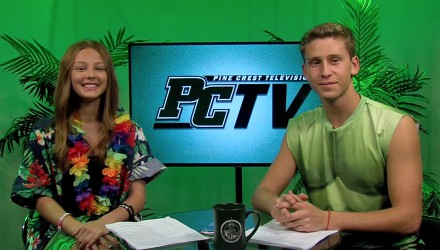 PCTV Live! - Homecoming #1 10/15/19