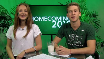 PCTV Live! - Homecoming #3 10/18/19