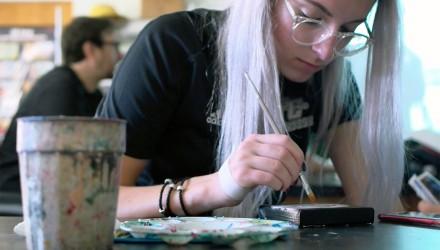 Vanessa Wildman '20 - Student Artist