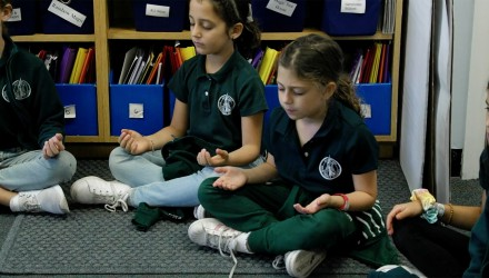 Mindfulness In Lower School