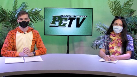 PCTV Live! - Homecoming #1 11/16/20